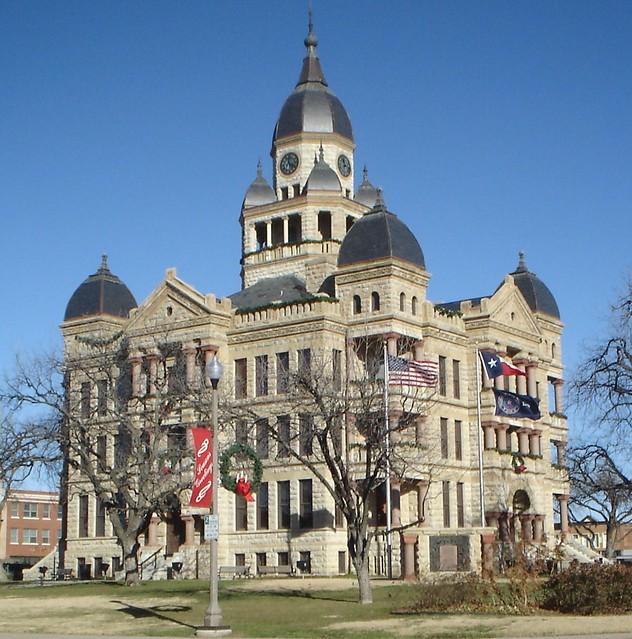 Old Denton County Courthouse (Denton, Texas)