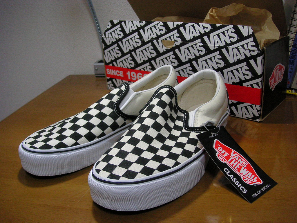 discount sale best watch My First Vans Shoes! | With the cool sticker! About 2 weeks ...