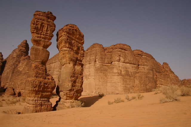 Al Ula, another gem of Saudi Arabia. Source: Flickr