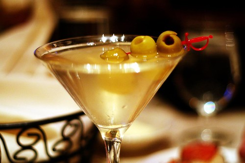 dirty martini | by freakgirl
