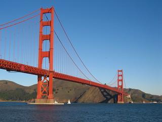 Golden Gate Bridge   by Salim Virji