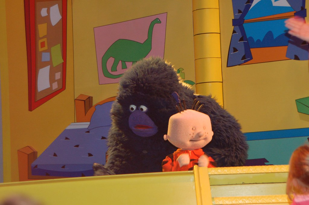 Stanley & The Gorliia | The Playhouse Disney Live Show at Di… | Flickr