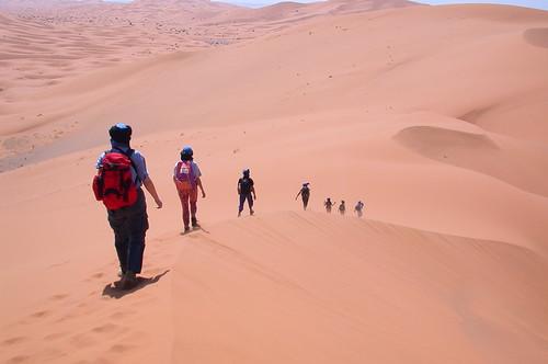 Marocco - Trekking nel deserto - 06 - March 2003 | by mastino70