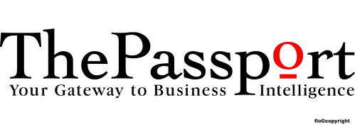Passport Logo | by flo lee