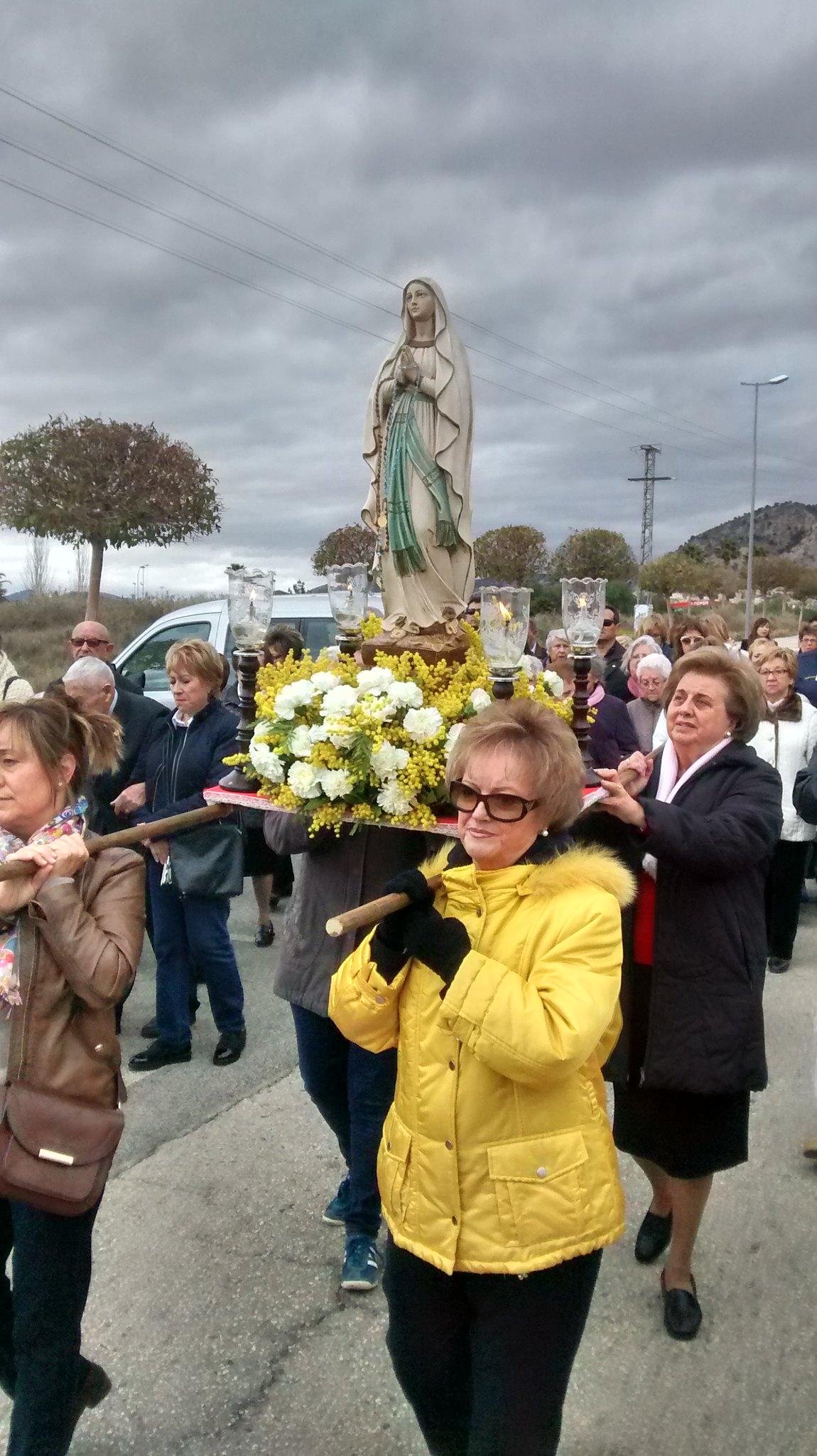 (2016-02-13) - Inauguración Virgen de Lourdes, La Molineta - José Vicente Romero (04)