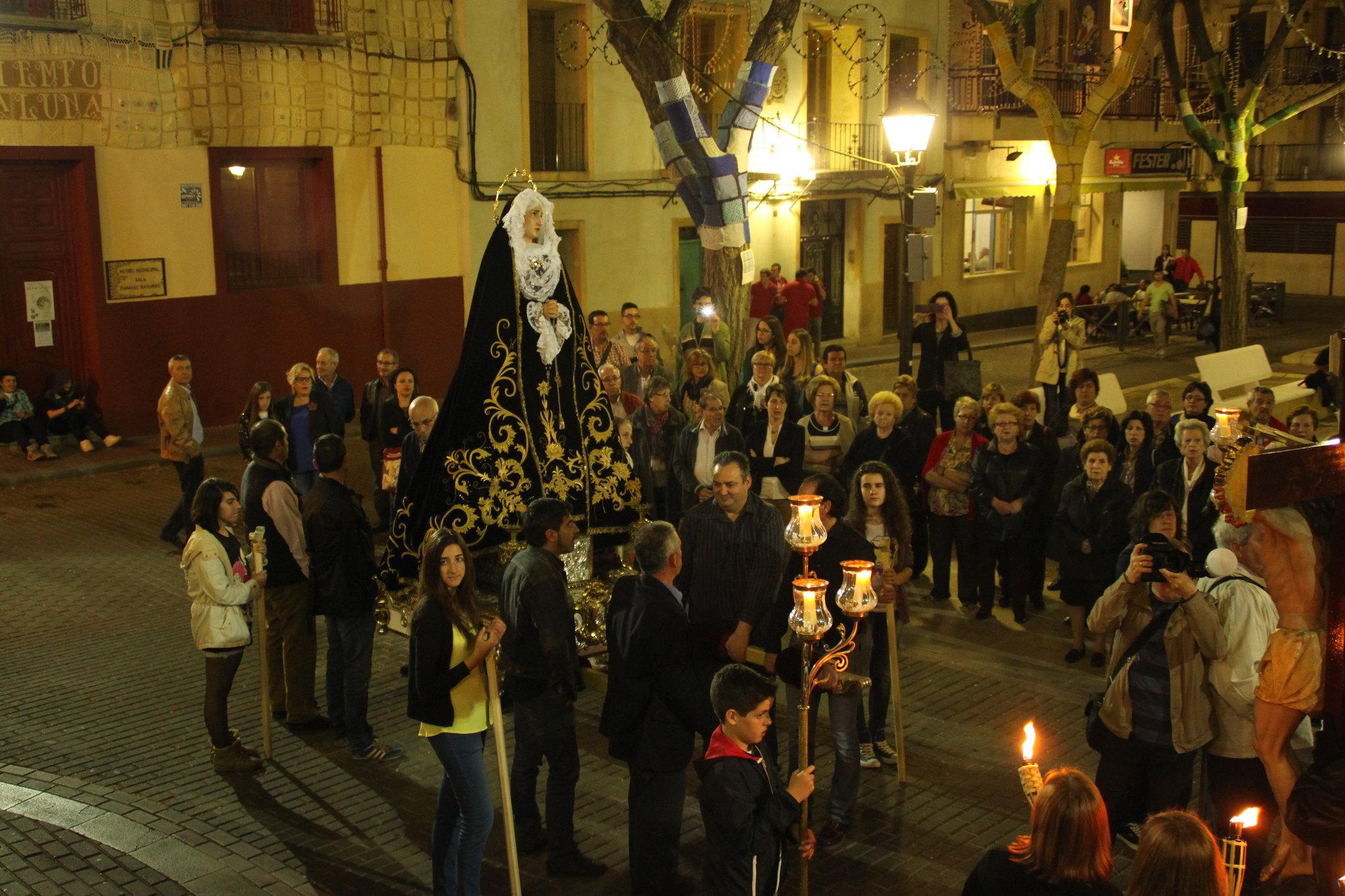 (2014-04-01) -  V Vía Crucis nocturno - Javier Romero Ripoll (64)