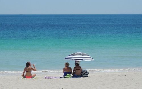 blue summer people hot indianocean wa coogee 2016