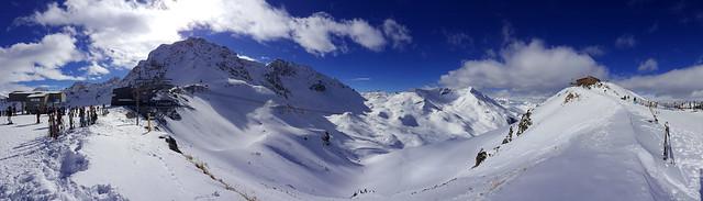 Panoramaview - Hörnligrat - Arosa - Switzerland