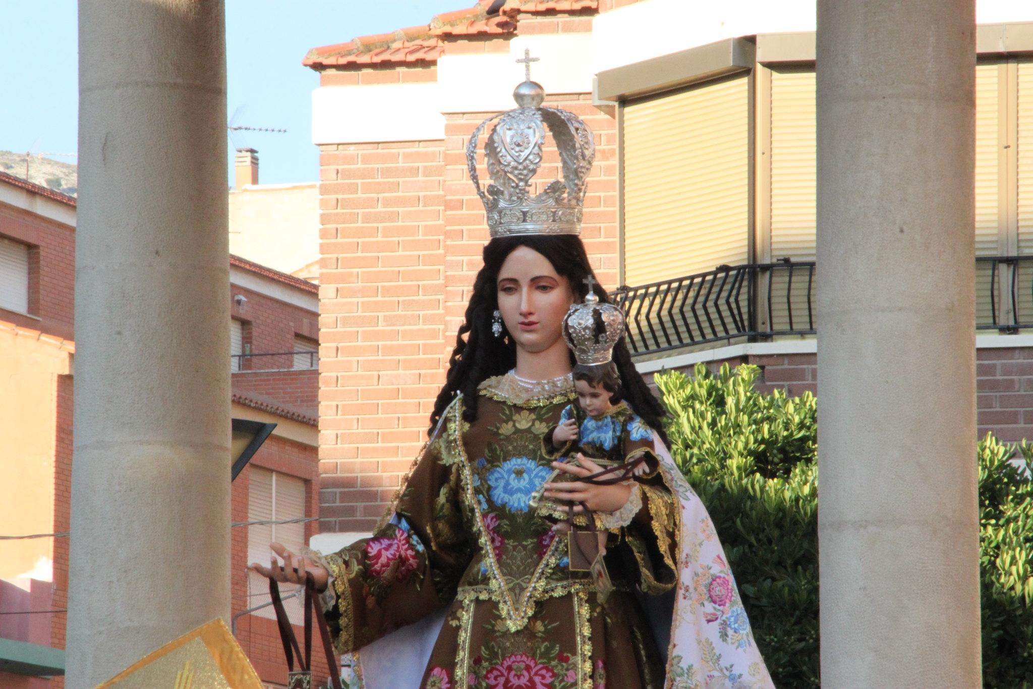 (2015-07-12) - Virgen del Carmen, parroquia La Santa Cruz - Javier Romero Ripoll (81)