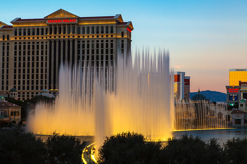 The Fountains of Bellagio | by James Marvin Phelps