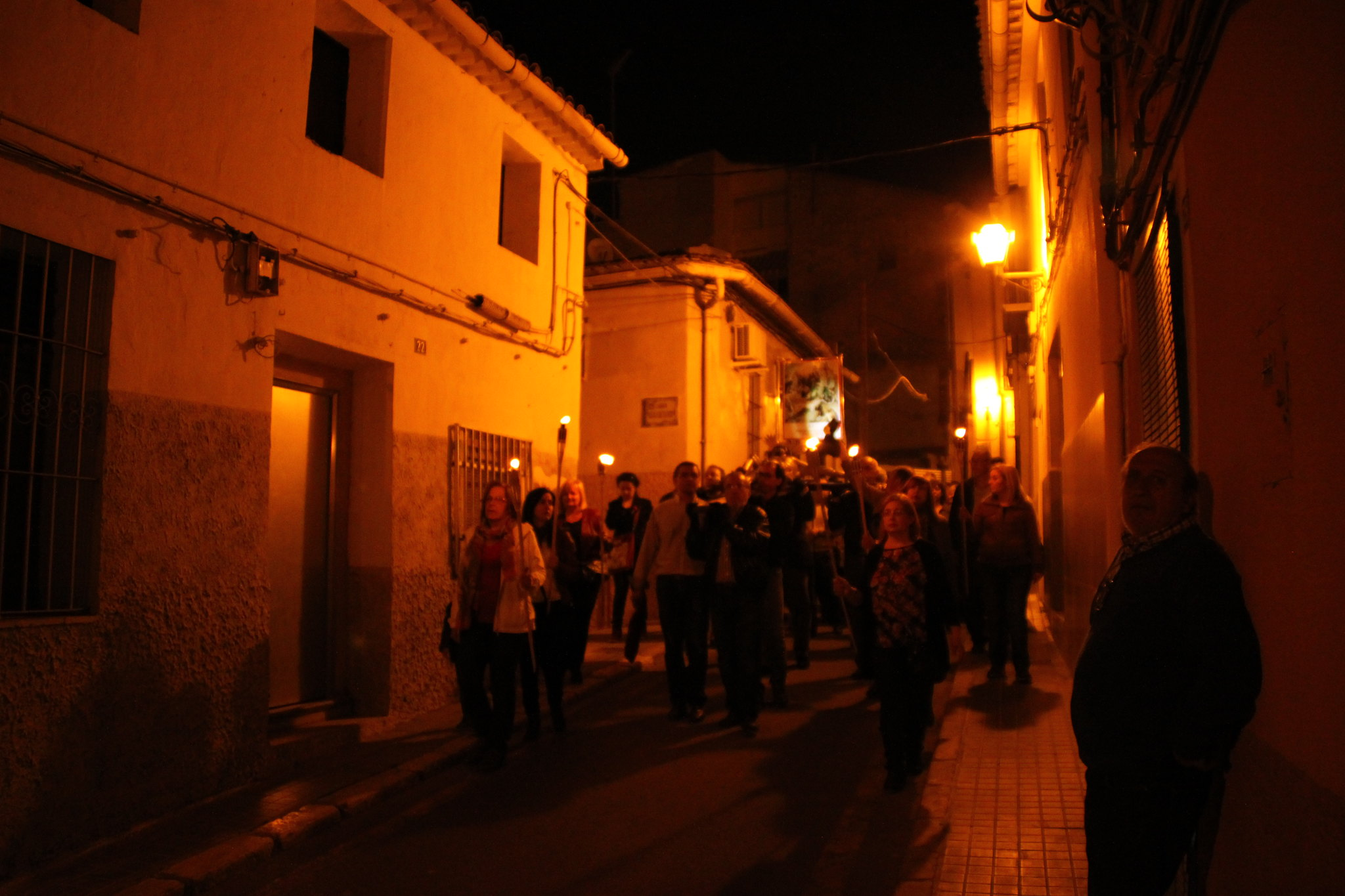 (2014-04-01) -  V Vía Crucis nocturno - Javier Romero Ripoll (118)