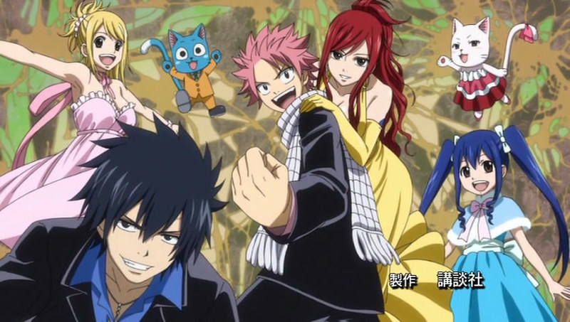 Fairy Tail Mobile Game Announced | FUNimation, GameSamba, an… | Flickr