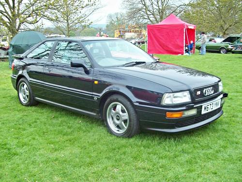 115 Audi 80 (B4) Coupe (1994)   Audi 80 B4 Coupe (1991-96 ...