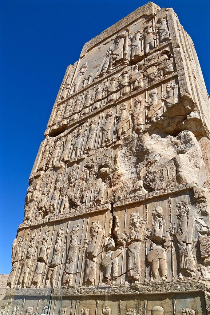 Persepolis, Marvdasht, Fars Province, Iran