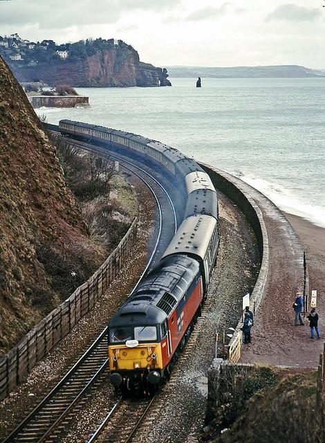47701, Teignmouth, February 1996