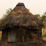 Ethiopia circular home constructed of mud on a wood pole frame (submitted by Abby Morris)