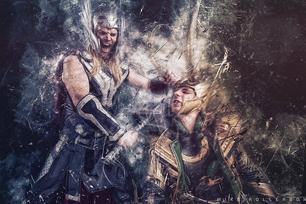 Thor x Loki | Thor: ThorTV Loki: LokiHatesYou | Mike