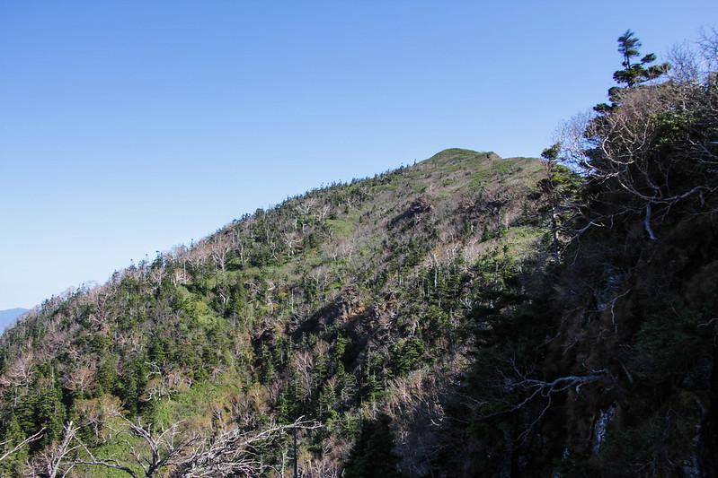 武尊山 登山