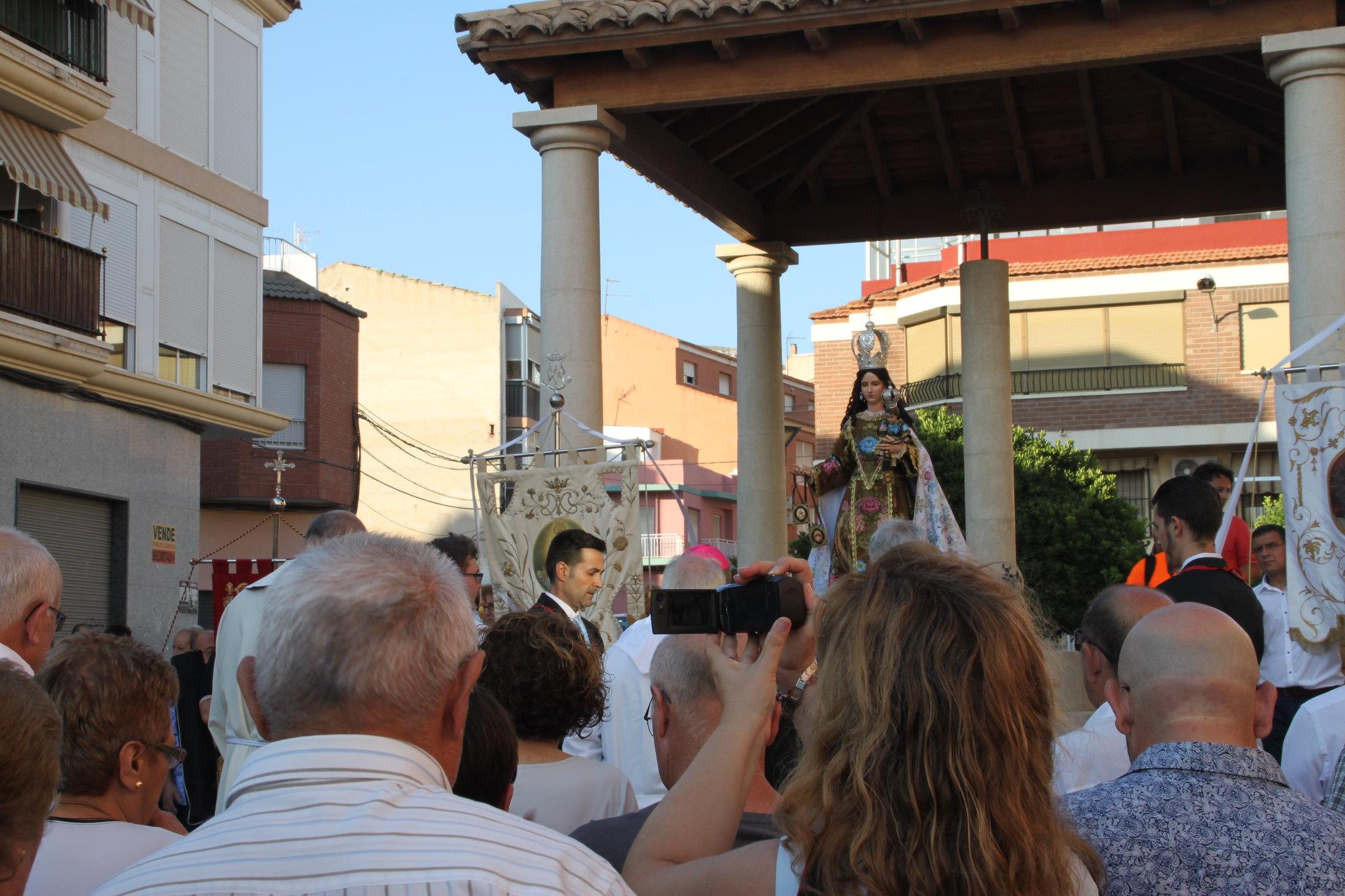 (2015-07-12) - Virgen del Carmen, parroquia La Santa Cruz - Javier Romero Ripoll (82)