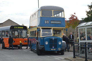 Preserved Bradford City Transport 82 HKW82 AEC Regent Mk.III 9613A - East Lancs
