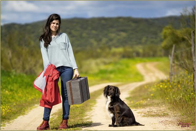 Marta and Nilo wanderers (2)