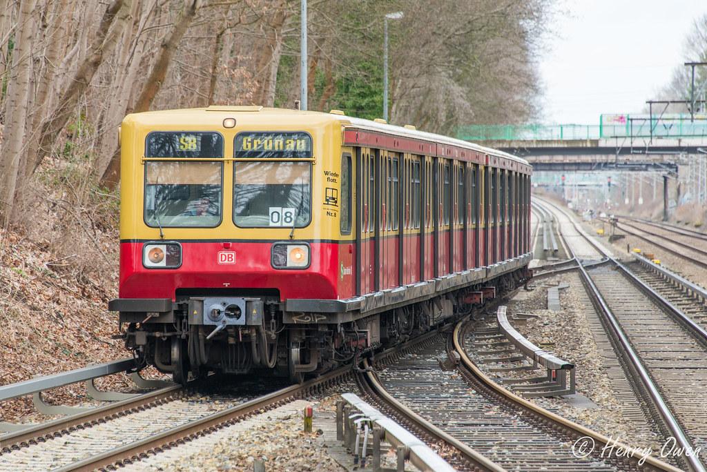 Old Bahn by Henry Owen