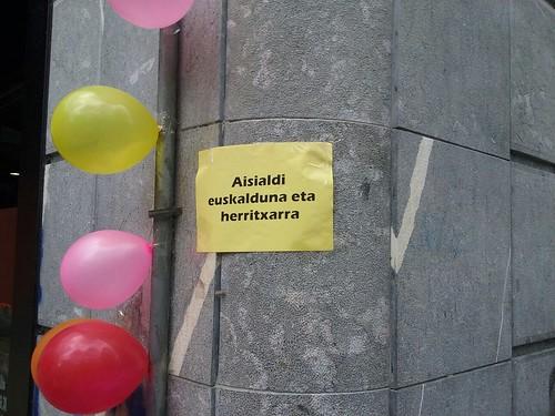 Alternatiben Azoka, Lekeition