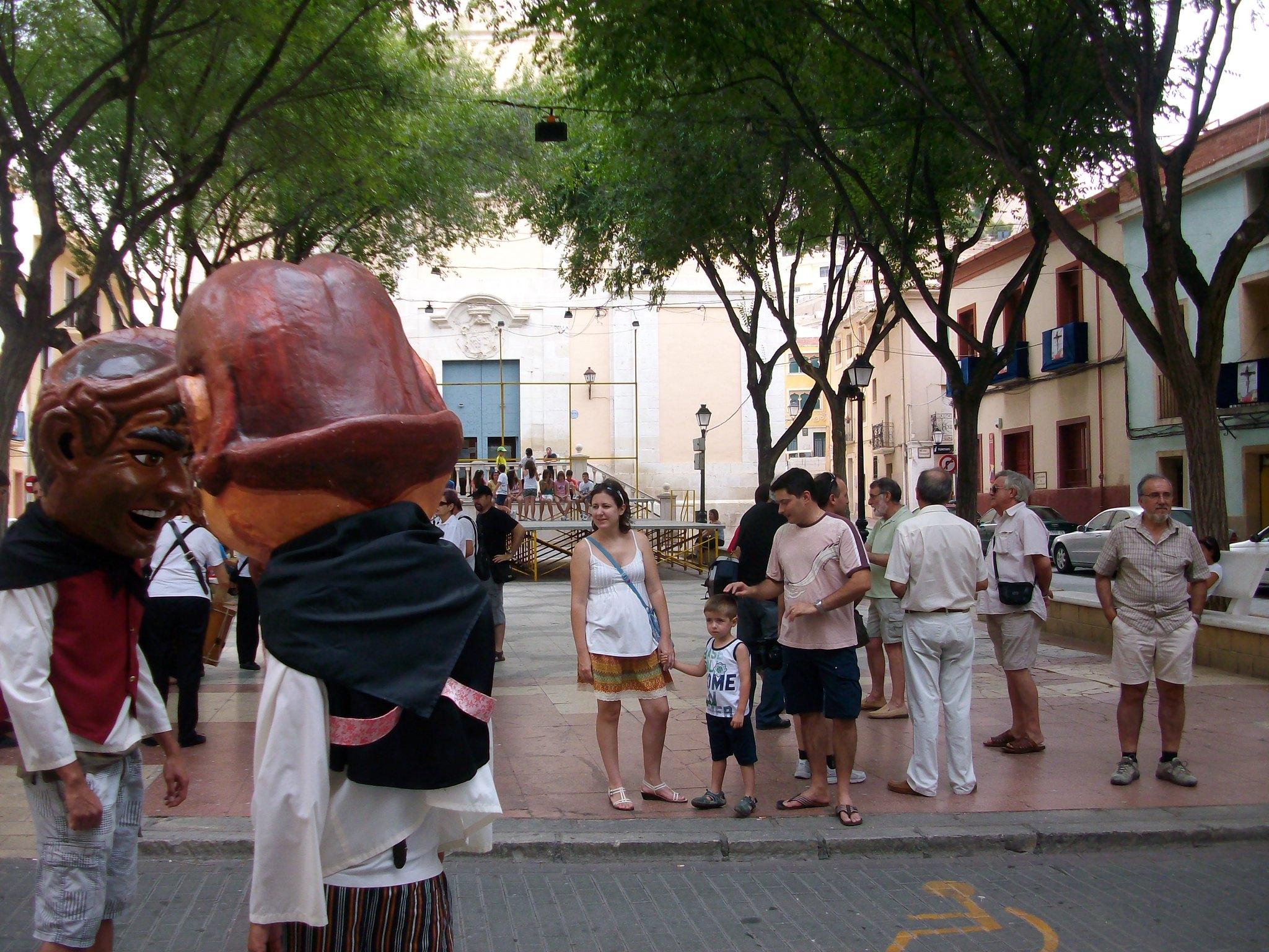 (2011-07-03) - Pasacalle Gent de Nanos -  José Vicente Romero Ripoll (04)