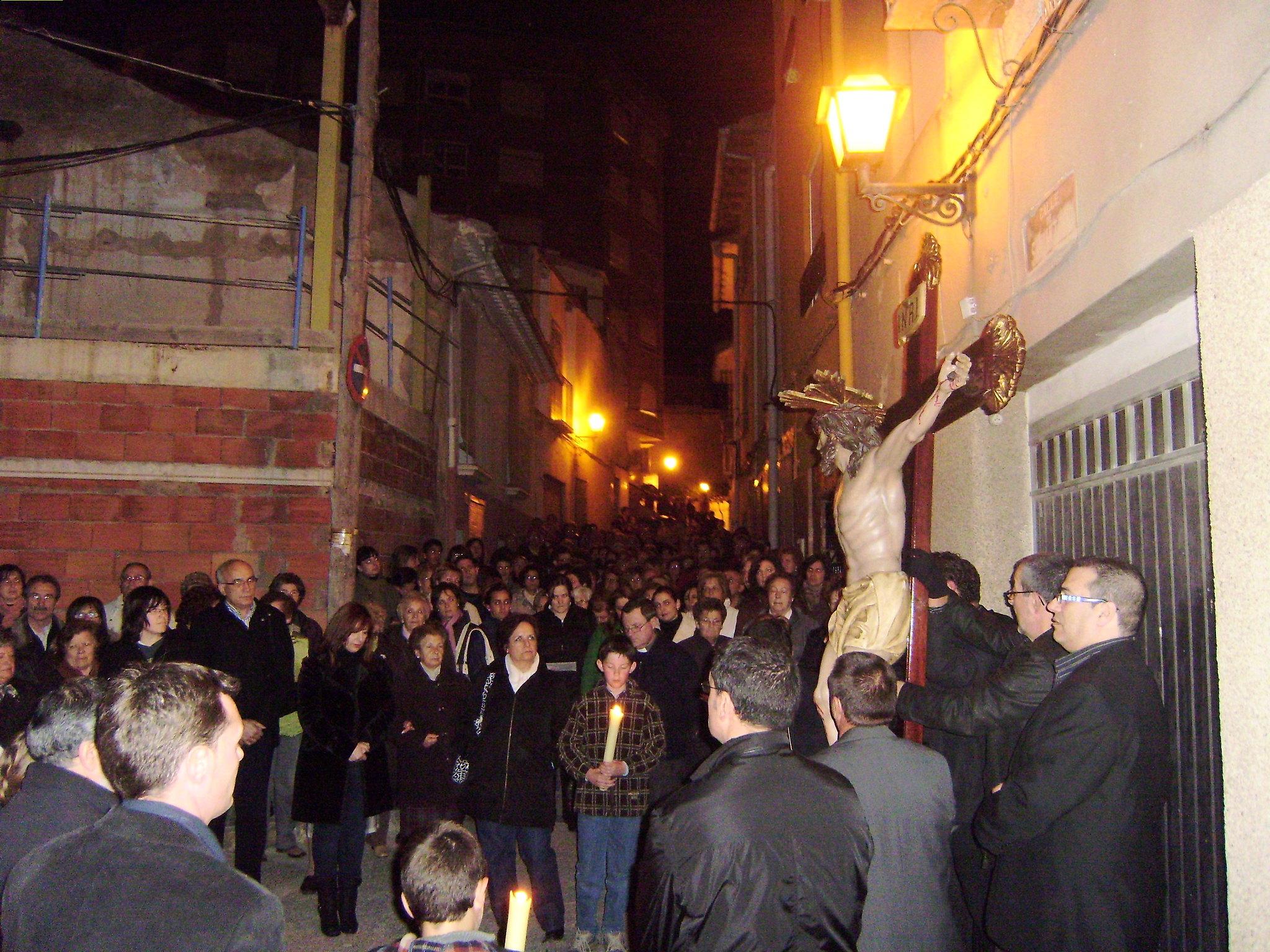 (2010-03-26) - I Vía Crucis nocturno - Javier Romero Ripoll - (12)