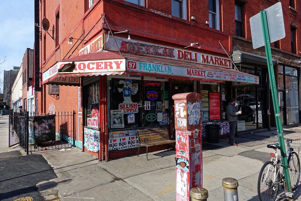 American Deli Market | 97 Franklin St | Greenpoint | Brook… | Flickr