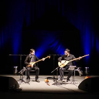 P1730810 Ulaş Özdemir & Harun Özdemir (Klangkosmos - Weltmusik)