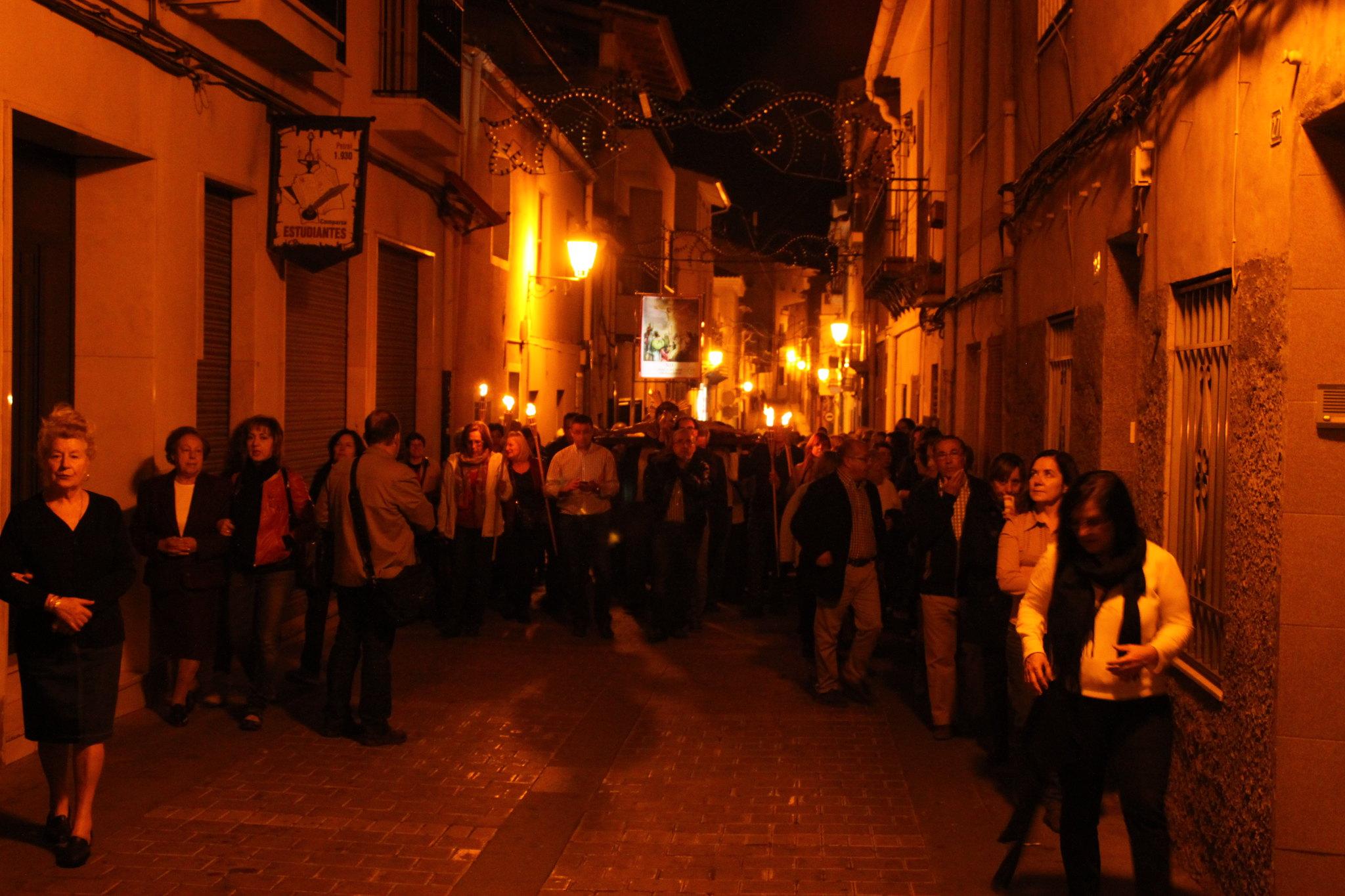 (2014-04-01) -  V Vía Crucis nocturno - Javier Romero Ripoll (129)
