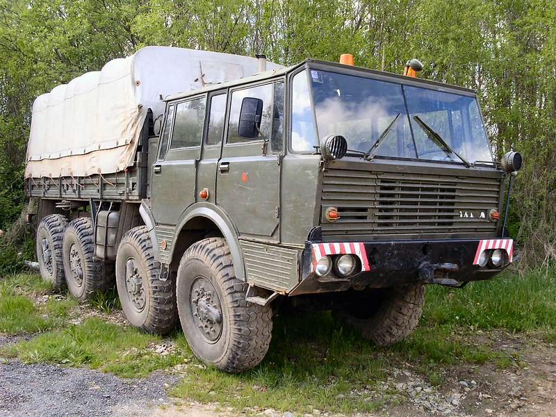 Tatra 813 Kolos 3
