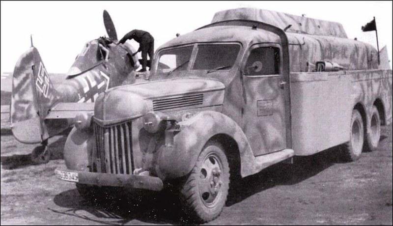 Camión de Gas