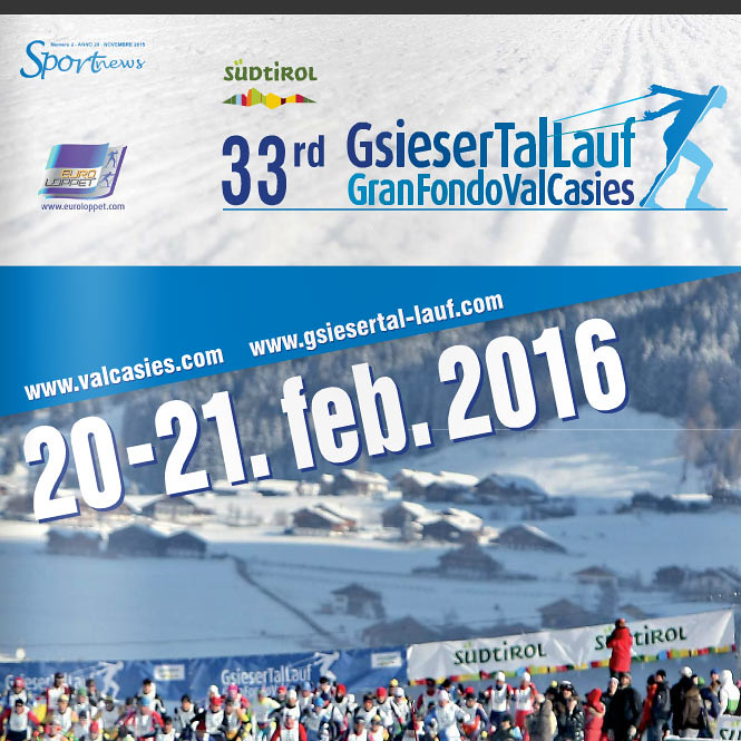 Gsieser Tal Lauf 2017 | Gran Fondo Val Casies 2017