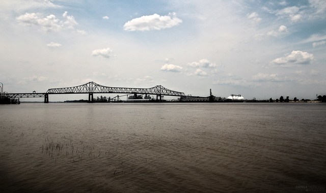 Mississippi River - Baton Rouge, Louisiana