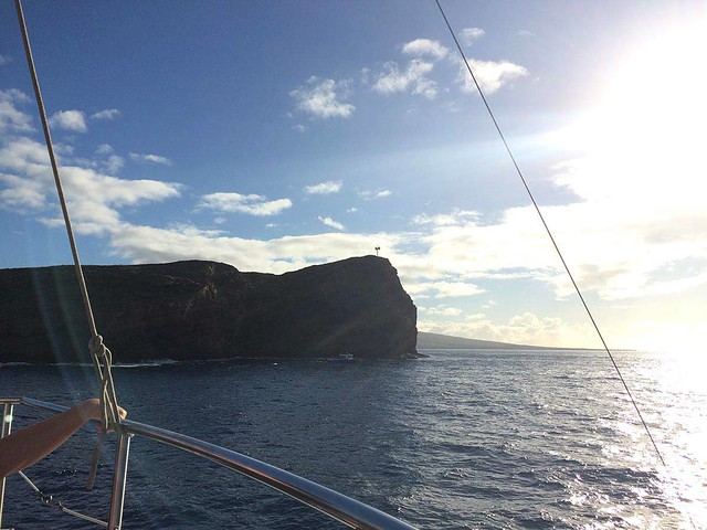 Molokini ahoy
