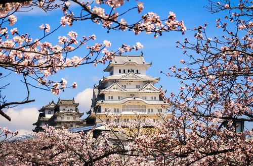Himeji Castle | by reggiepen