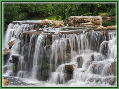pictures summer green nature water digital outdoors waterfall image crystal kentucky ky unique smooth picture olympus images slowshutter louisville capture naturalbeauty digitalimage papajohns louisvilleky digitalcapture louisvillekentucky flowingwater officepark digitalpicture olympusdigitalcamera crystalwriter christianwriter crystalamurray olympusem10 papajohnsofficepark