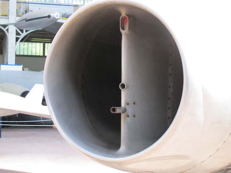 Dassault M.D.450 Ouragan 3