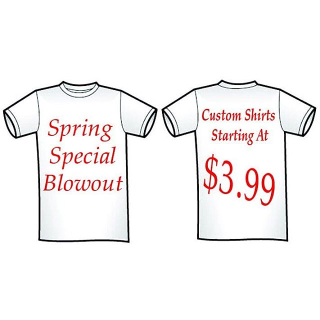 d39dde734 ... Custom t-shirt sale !! Email us today sales@anythingapparelgroup.com #