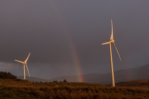 Rainbow and Windmills Canon | by leppre