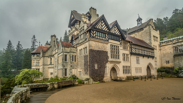Cragside .. Previous Home Of Lord Armstrong