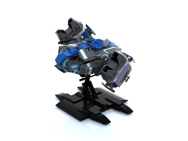 Scrapper Shuttle