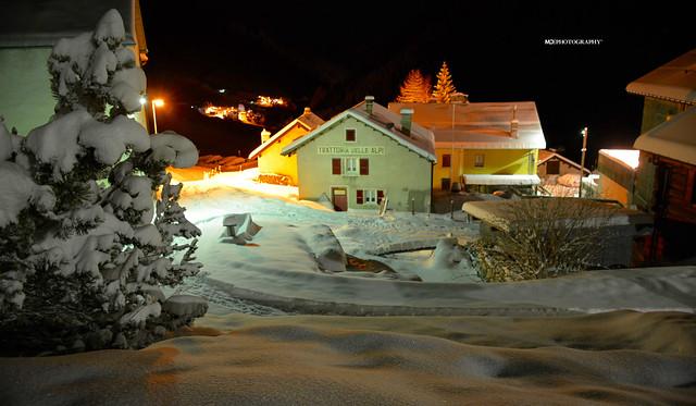 Valle Bedretto - Ronco - Bedretto Inverno 2016