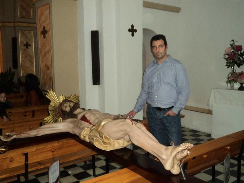 (2014-04-01) - V Vía Crucis nocturno -  Antonio Vázquez (07)