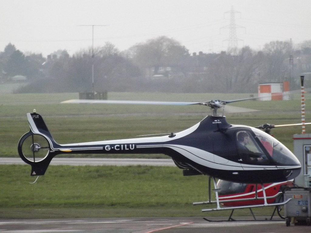 G-CILU Guimbal Cabri Helicopter European Helicopter Import… | Flickr