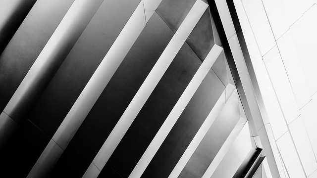 Broad Art Museum abstract