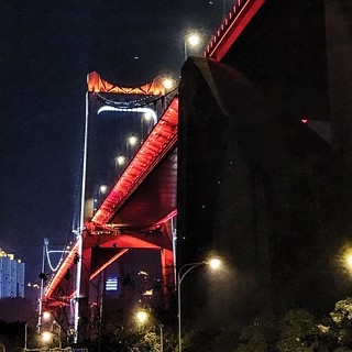 Chongqing never short of bridge. | by Mikro studio