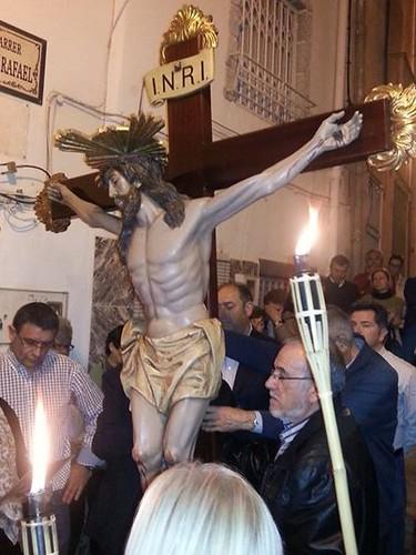 (2014-04-11) - V Vía Crucis nocturno - Silvia Amarillo Albert (01)